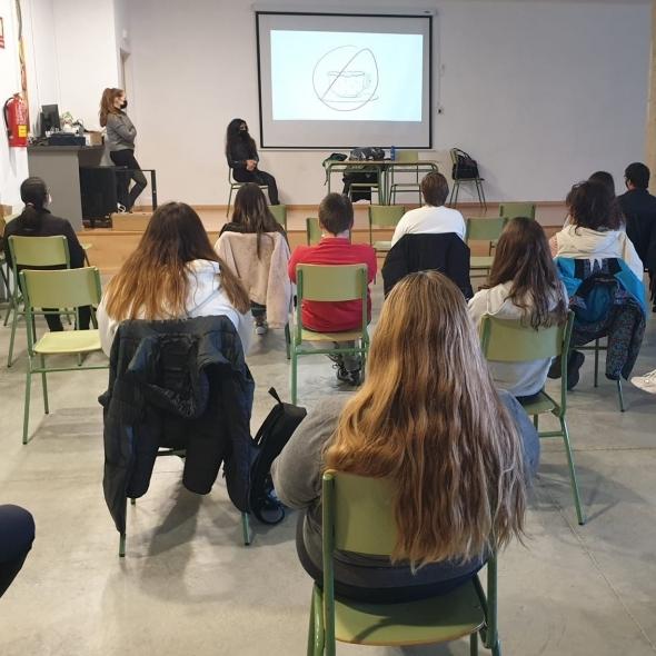 """La Diputació de Castelló alerta de la imatge """"distorsionada i vexatòria"""" de les dones en el 'porno' en els instituts de la província"""
