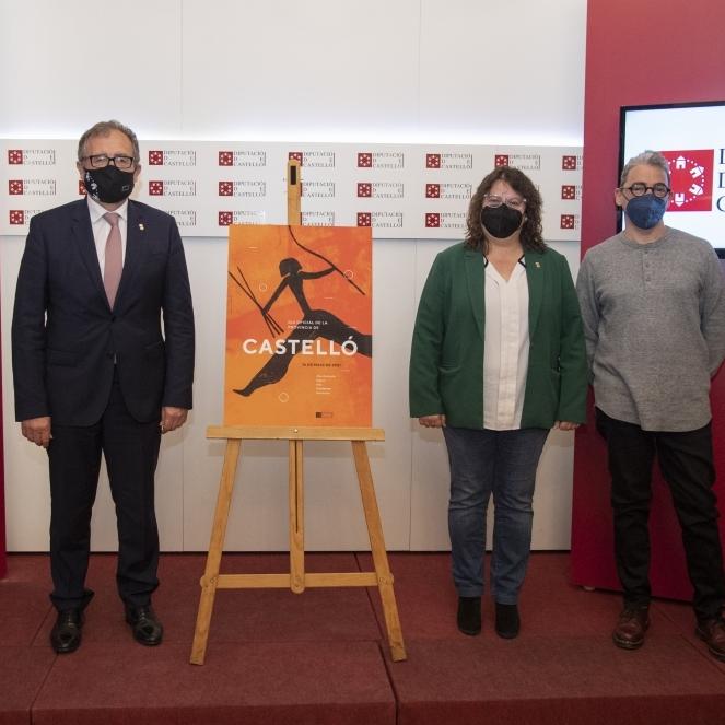 La Diputación de Castellón desvela la imagen promocional del 16 de mayo, Día Oficial de la Provincia
