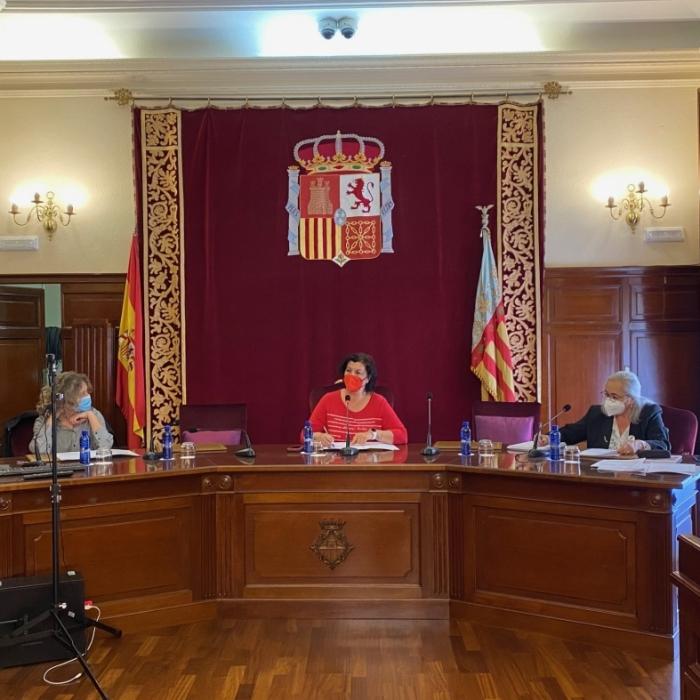 La Diputación aprueba el reglamento de funcionamiento de la comisión que velará por la implantación del primer Plan de Igualdad