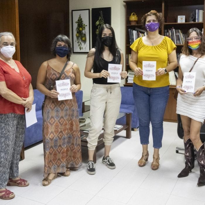 La Diputació de Castelló edita 'Vaginalia', una guia de Castelló LGTBI per a ajudar a les joves al millor coneixement dels genitals femenins