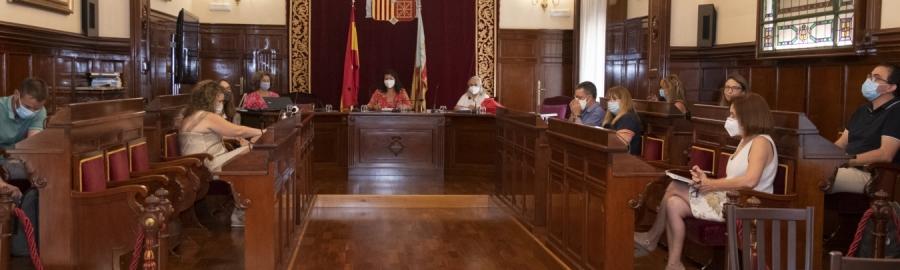 El primer Pla d'Igualtat de la Diputació encamina la recta final cap a la seua aprovació amb la finalització de la redacció